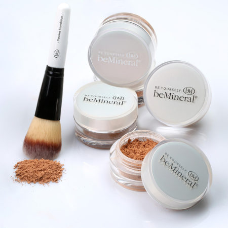 bemineral foundation